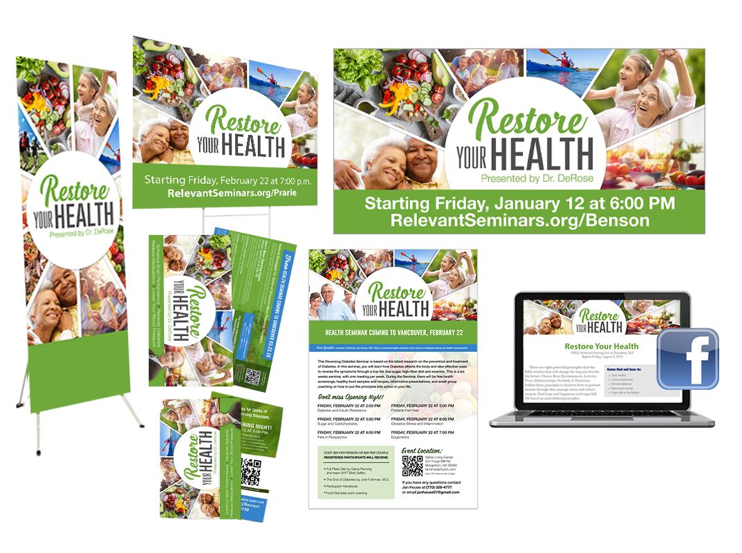 Blue Zone Health Rides Complete Bundle
